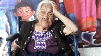 ¿Mamá Coco inspirada en abuelita mexicana?: Conoce a María Salud