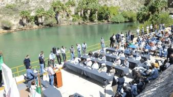 Conflicto por agua en Chihuahua y tardanza en extinción de fideicomisos, obedecen a propósitos electorales, destaca AMLO