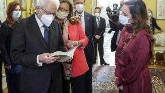 En su cuenta de Instagram, la esposa de López Obrador difundió algunas imágenes sobre su gira.