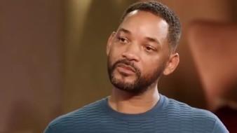 Will dijo se le secaron los ojos después de haber consumido tanta cafeína, ya que era tarde cuando hicieron la grabación.