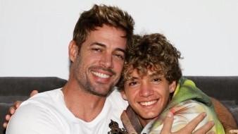 William agradeció en redes sociales las oraciones para la recuperación de su hijo Christopher.