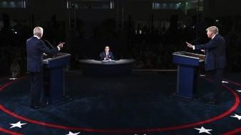 OFICIAL: Cancelan segundo debate presidencial de EU entre Donald Trump y Joe Biden