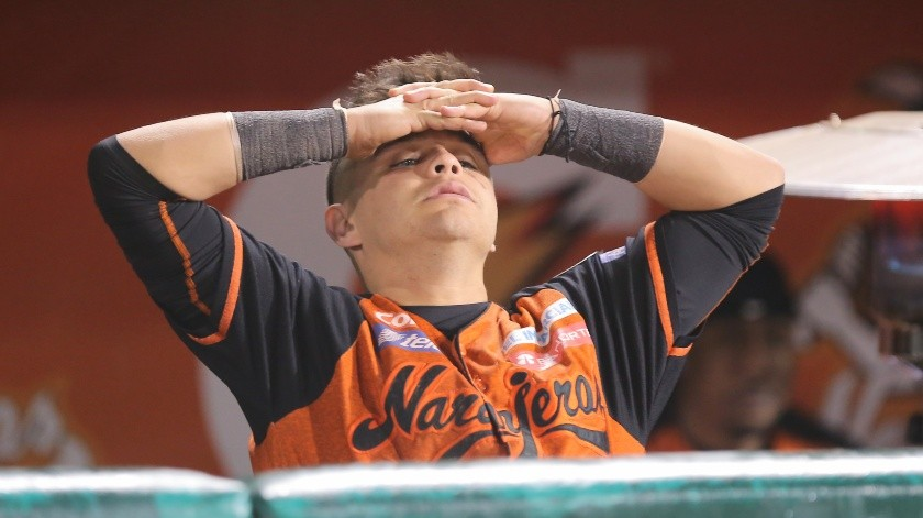 El infielder no ha podido reportar a Naranjeros de Hermosillo(Julián Ortega)