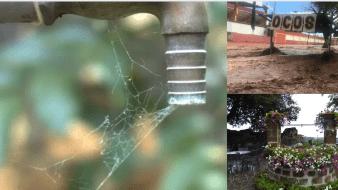Nogales enfrenta problemas de escasez de agua ante las pocas lluvias registradas.