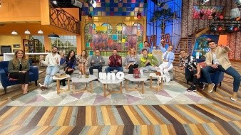 Los conductores principales del programa son Patricio Borghetti, Flor Rubio, Ricardo Casares, Cynthia Rodríguez, Laura G, Sergio Sepúlveda y Brandon Peniche.
