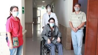 El joven paciente, que desde los 13 años padece diabetes, también era portador del virus SARS-CoV-2, lo que complicaba aún más su estado de salud y el trabajo médico.