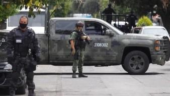 Detienen a 10 presuntos miembros del Cártel Jalisco Nueva Generación en Celaya