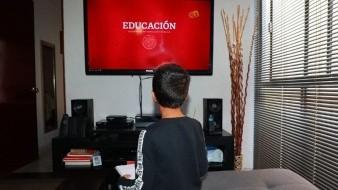 Televisión, el medio más utilizado para clases