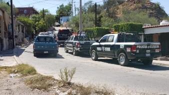 Este día resurgió nuevamente la violencia en Guaymas al perpetrarse dos ataques armados