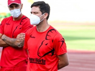 Gabriel Pereyra considera que el equipo ha tenido buen juego en casa del líder