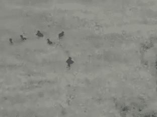 con aviones no tripulados más pequeños ya se vigila la frontera de Arizona con Sonora.