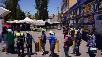 Buscan construir cruce inclusivo en garita centro