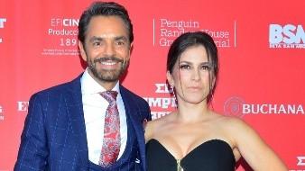 Revela Eugenio Derbez que Alessandra Rosaldo le pidió que deje de hablar de Victoria Ruffo