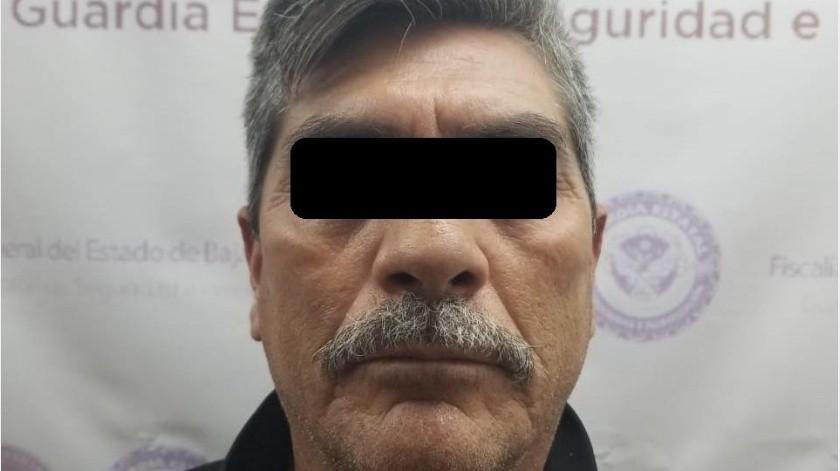 Asegura FGE a hombre buscado por abuso sexual contra su hija(Cortesía)
