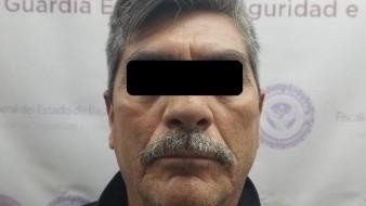 Asegura FGE a hombre buscado por abuso sexual contra su hija