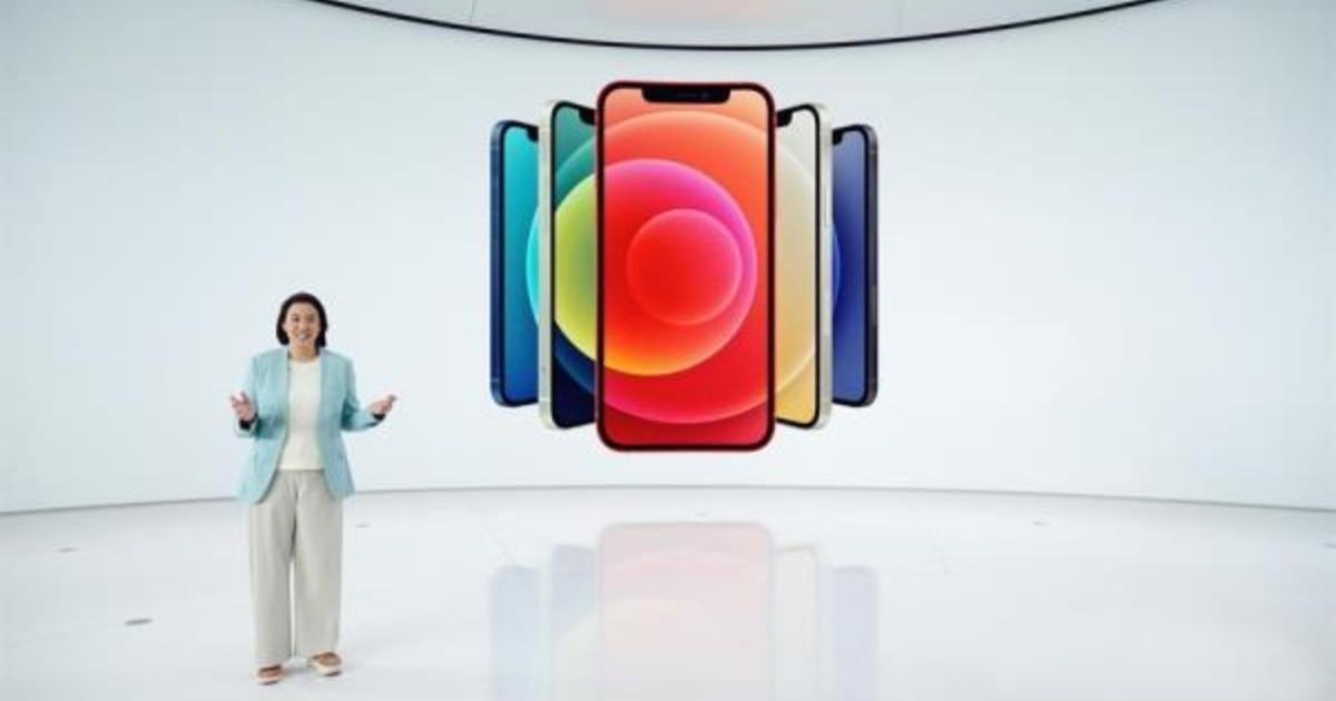 Apple se actualiza con el iPhone 12 Pro y Pro Max   EL ...