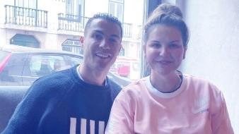 ¡Que escándalo! Hermana de Cristiano Ronaldo no cree en el Covid-19