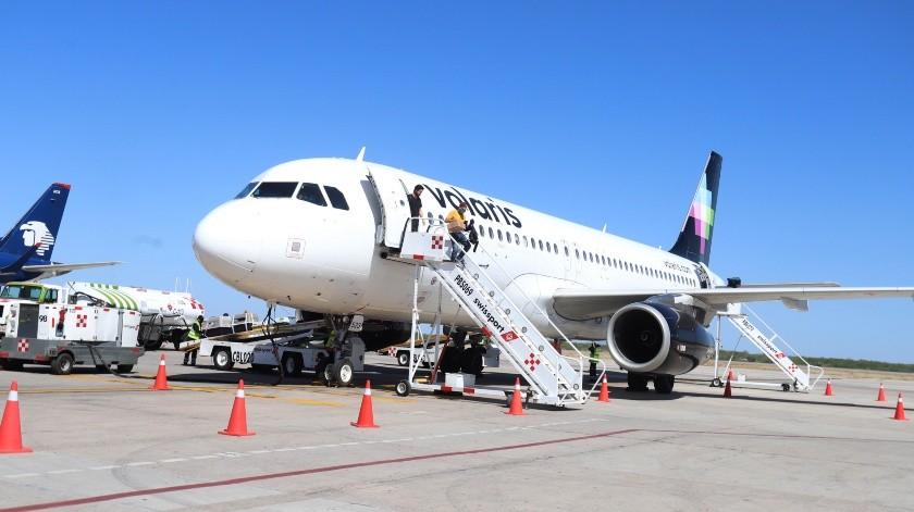 Unos llegan, otros salen... crece número de viajeros en el Aeropuerto de Hermosillo(Banco Digital)