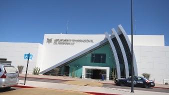 Unos llegan, otros salen... crece número de viajeros en el Aeropuerto de Hermosillo