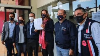 Margarita Zavala asegura que se cumplieron todos los requisitos para el registro de México Libre.