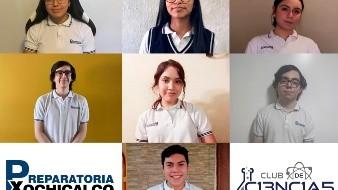 Club de Ciencias de Xochicalco presenta avances