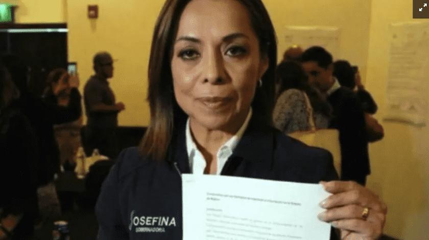 Una fundación relacionada a Josefina Vázquez Mota recibió el recurso y no se supo qué pasó con el dinero.(Especial)