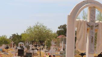 Cerrados estarán panteones el próximo Día de Muertos