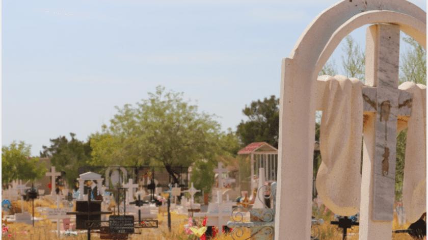 Los cinco panteones de Hermosillo permanecerán cerrados el dos de noviembre para evitar contagios de Covid-19.(Archivo GH)