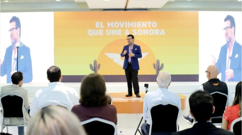 Encabezará Ricardo Bours el proyecto de Movimiento Ciudadano rumbo al 2021(Especial)