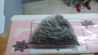 Arrestan a tres con mariguana en Ciudad Morelos
