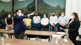Daniel Sánchez González asumió la dirección de Agua de Hermosillo