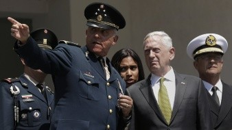 El general fue secretario de Defensa de México desde 2012 a 2018 durante el gobierno del expresidente Enrique Peña Nieto.