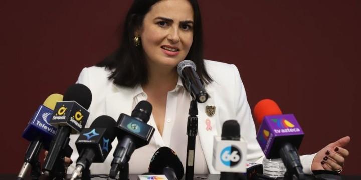 Descarta Alcaldesa movimientos en gabinete municipal