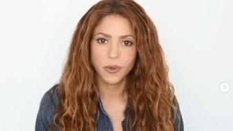 Llama Shakira a mujeres latinas a votar en elecciones de EU