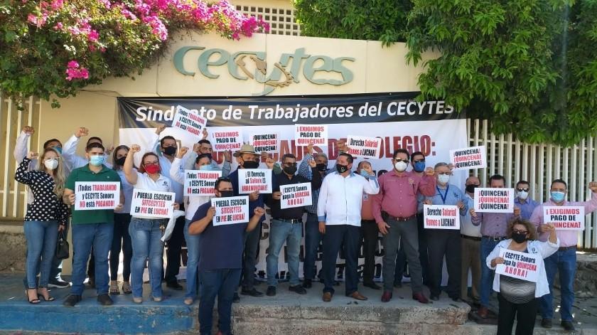 Los trabajadores de ambos subsistemas señalan que no han recibido respuesta de la autoridad(Especial)