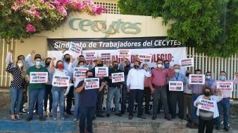 Los trabajadores de ambos subsistemas señalan que no han recibido respuesta de la autoridad