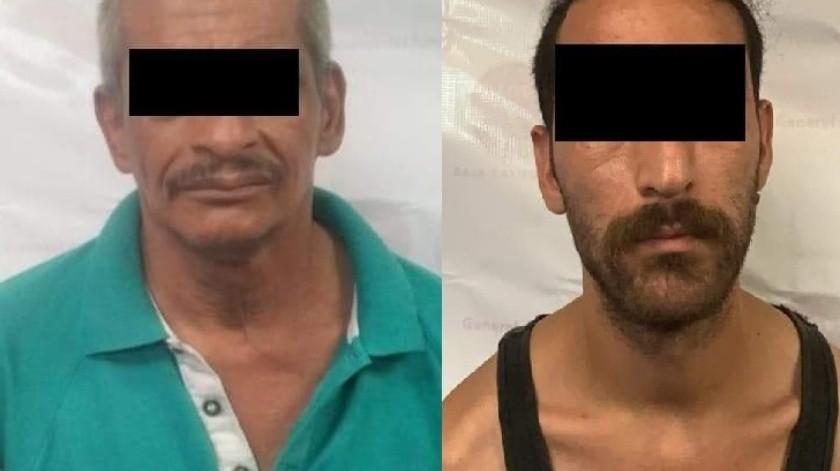 Caen tres sujetos por delitos contra la salud