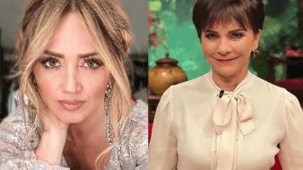 Andrea Legarreta quiere que Pati Chapoy sea invitada al programa de Televisa.