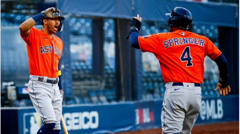 Los Astros buscan una hazaña.(@Astros)