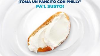 Philadelphia ofrece pan con queso para el susto a sus consumidores
