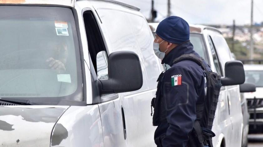 No cesan quejas contra policías de Rosarito(Internet)