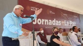 Da resultados coordinación en seguridad: Jaime Bonilla