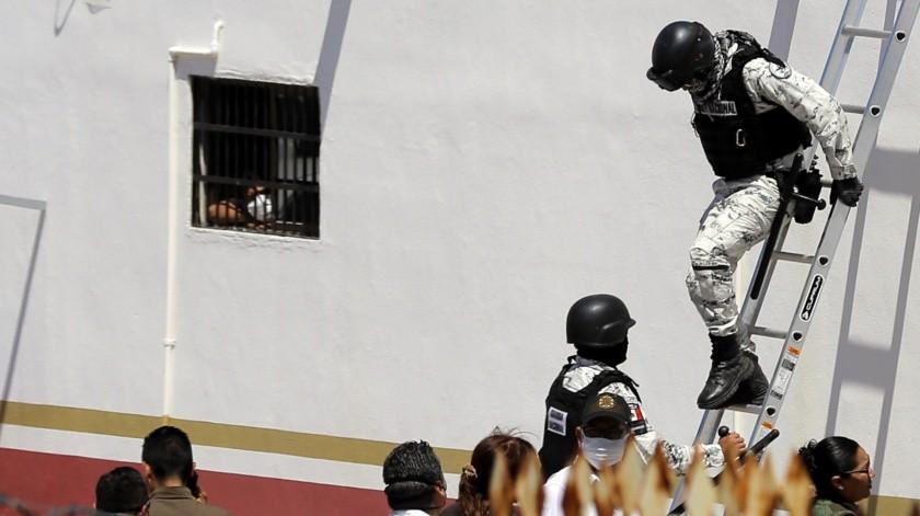 La detención de más de 170 migrantes en general en todo el país, indicaron medios locales.(Foto Ilustrativa: Banco Digital)