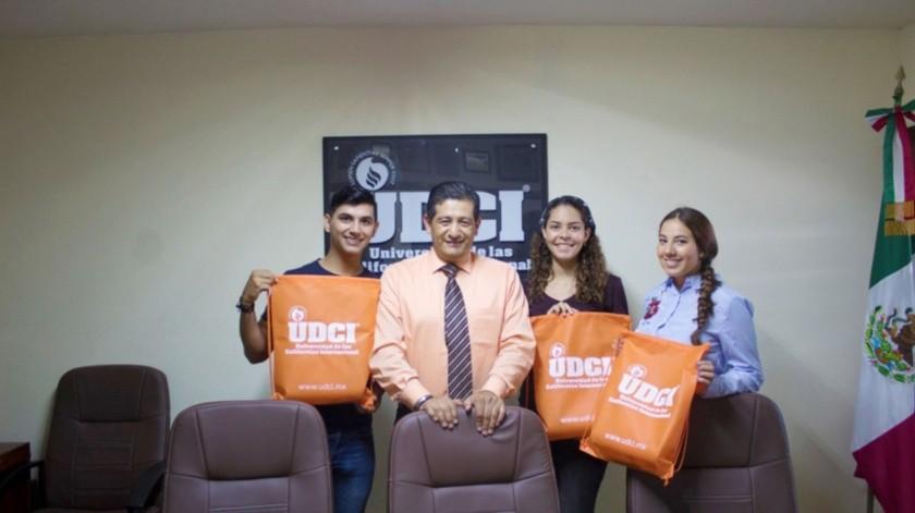 La Universidad de las Californias Internacional (UDCI) tiene 31 convenios internacionales con universidades de diversos países(Cortesía)