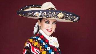 La cantante celebrará hoy 45 años de trayectoria artística con un concierto que transmitirá desde el Auditorio Nacional.