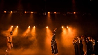 Presentan Cecut y Lux Boreal 'Mamá', adaptación coreográfica de Edipo Rey