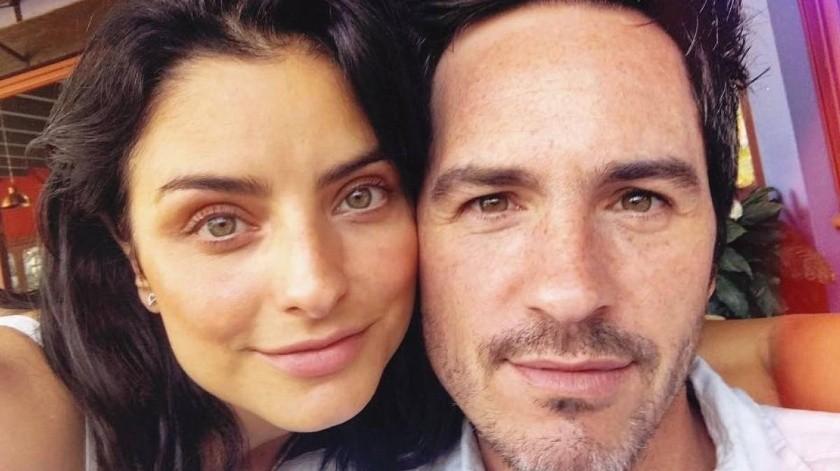 Mauricio Ochmann y Eugenio Derbez confirmaron su separación en febrero y recientemente se divorciaron.(Tomada de la red)