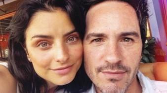 Mauricio Ochmann y Eugenio Derbez confirmaron su separación en febrero y recientemente se divorciaron.