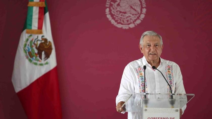 No investigamos a Cienfuegos porque no teníamos información: AMLO; nosotros no encubrimos a nadie(Presidencia de México)