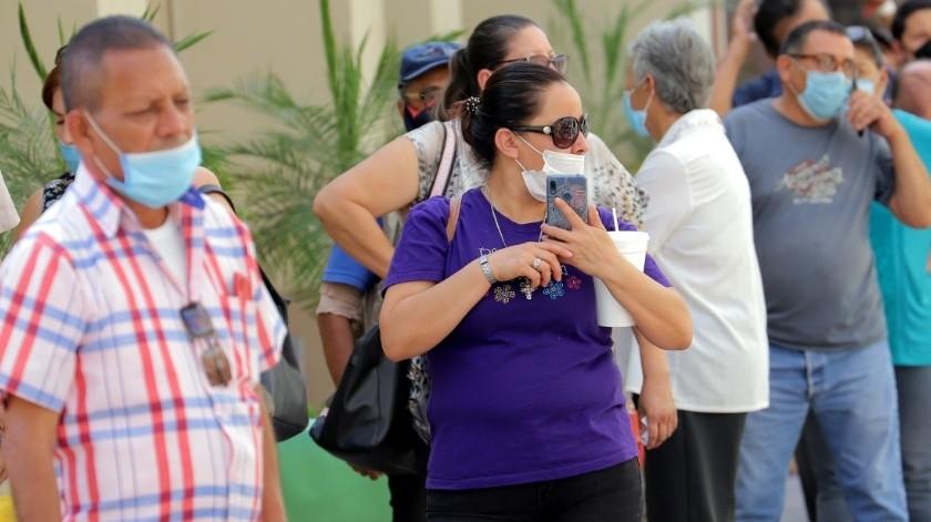 Covid-19 en México: 355 muertes y 5 mil 447 nuevos casos al corte de hoy(GH)